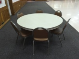 Round Tables (5')