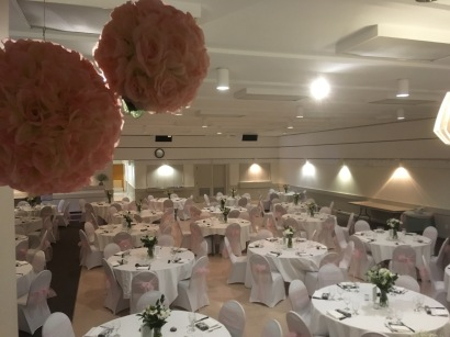 Banquet Hall - Wedding