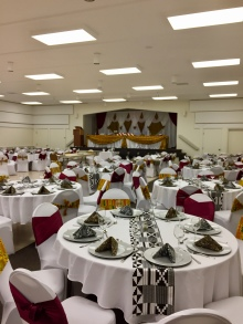 Banquet Hall - Prewedding