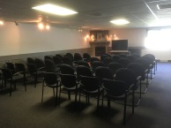 West Hall (Lounge) for 60 people