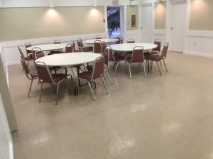 East Hall Meeting Room